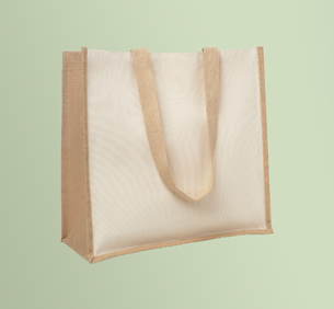 Džiuto maišeliai elektroninėje parduotuvėje Maišeliai Tau